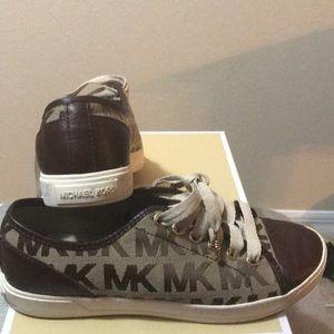 Michael Kors sneakers.